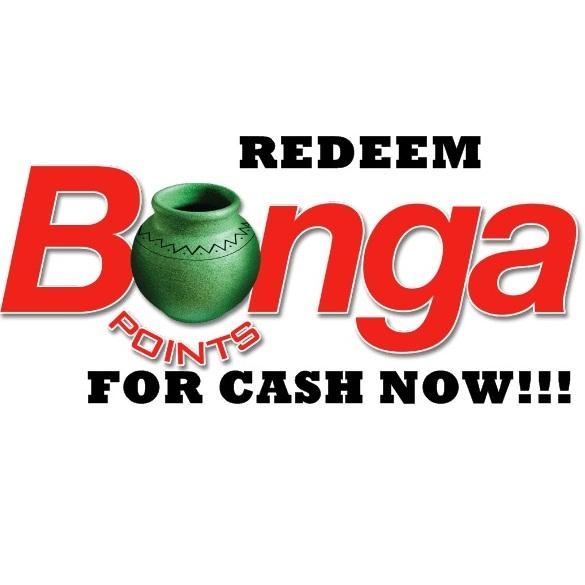 bonga points for cash