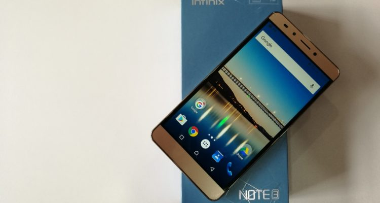 infinix note 3 firmware