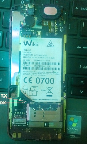 Wiko Kar 3 Flash File