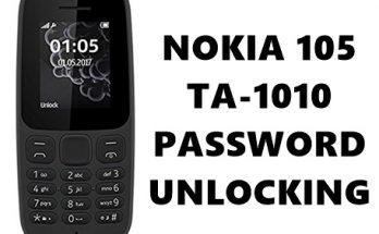 Nokia 105 TA 1010