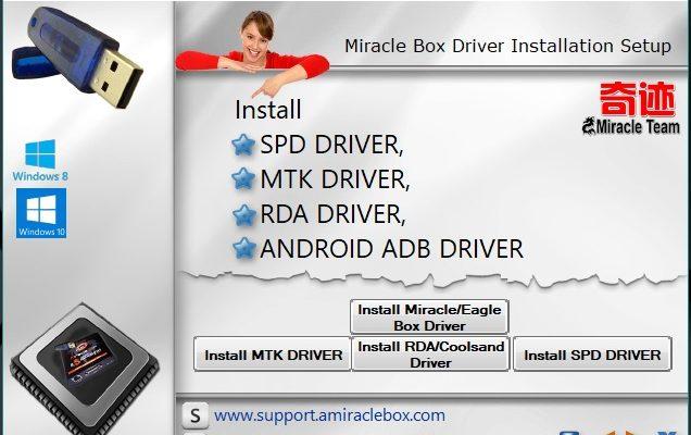 miracle box drivers
