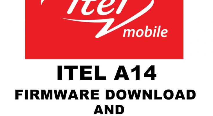 itel a14 firmware