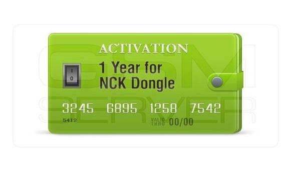 nck activation