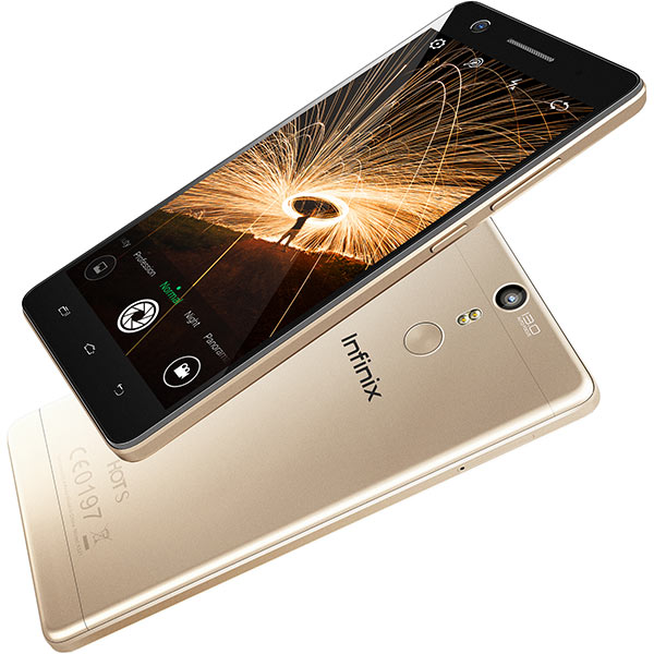 Infinix Hot S Firmware