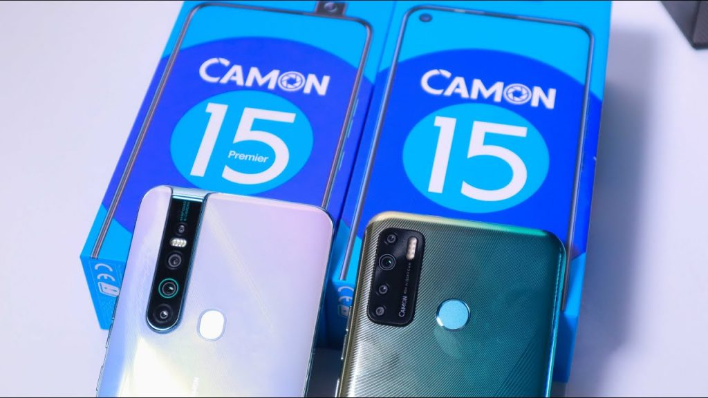 Tecno Camon 15 CD7