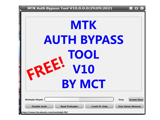 MTK Auth Bypass Tool